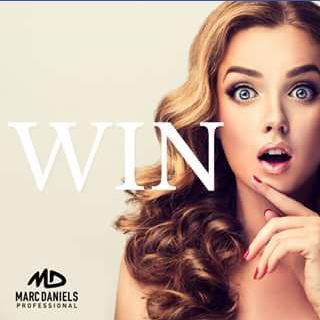 Marc Daniels – Win Professional Haircare Products