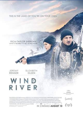 Matt's Movie reviews – Win a Blu-Ray Copy of The Exceptional Crime Thriller Wind River Starring Jeremy Renner