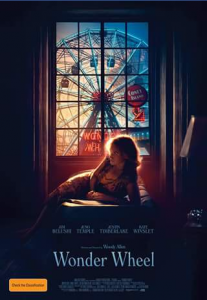 Matt's Movie reviews – Win a Double Pass to See Woody Allen's Latest Movie Wonder Wheel