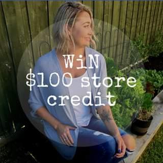 Millie N Me FB – Win $100 Online/in Store Credit
