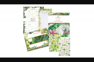MindFood – Win 1 of 2 Arty Hearts Stationery Prize Packs (prize valued at $126.75)