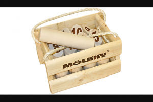 MindFood – Win One of Five Mölkky Games (prize valued at $59.95)