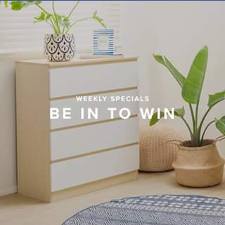 Mocka Australia – Win a Jolt Four Drawer Unit With Our New Best Sellers Sale