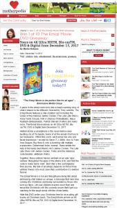 Motherpedia – Win 1 of 10 The Emoji Movie DVD Giveaway