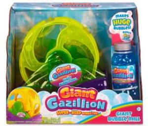 Mum to Five – Win 1 of 4 Gazillion Giant Bubble Mill Machines