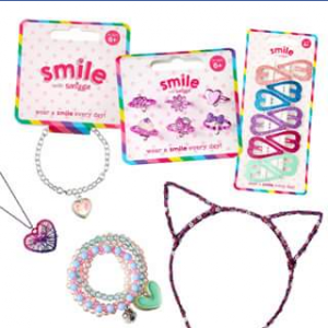 Mum to Five – Win 1 of 2 Smile With Smiggle Prize Packs (prize valued at $54.7)