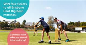 MyFootDr – Win Tickets to Brisbane Heat Home Games