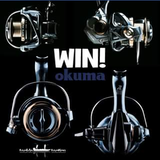 Okuma Australia – Win The Classy New Okuma Epixor Xt 30 for You and a Mate