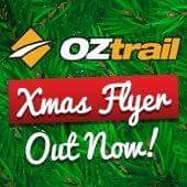 Oztrail – Win a Gift a Day for You and Your Mate