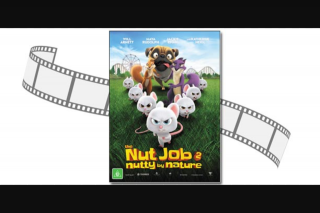 "Parenthub – Win 1 of 5 Family Passes for ""the Nut Job 2 – nutty By Nature"" (prize valued at $84)"