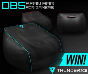 PC Case Gear – Win a Thunderx3 Bean Bag