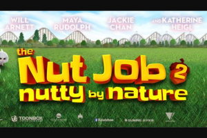 Perth Now – Win a Family Pass to The Nut Job 2