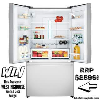 Phoodie – Win this Fridge