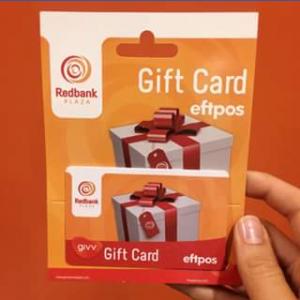 Redbank plaza – Win $50 Redbank Plaza Gift Card