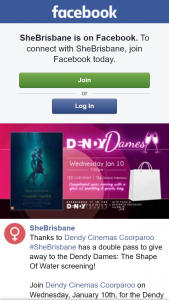 SheBrisbane – Win a Double Pass to The Shape of Water Special Screening Brisbane