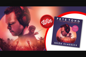 Stack Magazine – Win a Copy of Pete Tong Ibiza Classics