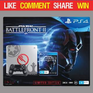 Stack Magazine – Win a Playstation 4 1TB Star Wars Battlefront Ii Console Bundle