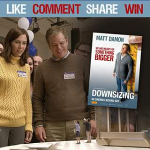 Stack magazine – Win Tickets to See Downsizing