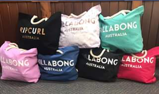 Stobies Land and Surf FB – Win a Beach Bag of Your Choice