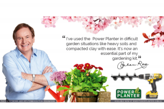 Sweepon – Win a Power Planter Pack (prize valued at $130)