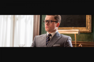 Switch TV – Win One of Five Copies of 'kingsman