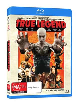 The Directors Suite Cast – Win 1 of 4 Copies of True Legend on Blu Ray From Via Vision .
