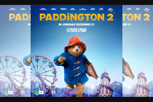 The Music – Win a Double Pass to See Paddington 2