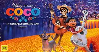 The Perth Magazine – Win One of Five Family Passes to Disney•pixar's Coco (that's Four People Per Pass