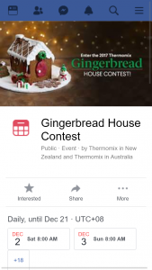 Thermomix – Win One of Five Prize Packs Including a Rose Gold Doughnut Tray (prize valued at $434)