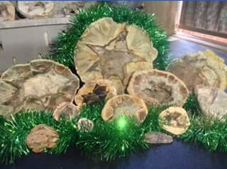 Thunderegg Crystal Mine – Win a Fossicking Adventure for You and Your Family this Christmas