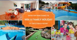 Turtle Beach Resort – Win a 5 Night Family Holiday at Turtle Beach Resort