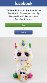 Ty beanie boo collectors – Win a Harmonie The Speckled Unicorn Beanie & Clip