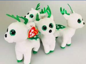 2dcd2956765 Ty beanie boo collectors – Win Four Peppermint Ty Beanie Babies