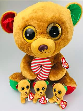 Ty beanie boo collectors – Win this Large Bella The Brown Bear and Three Bella Clips From Newsxpress