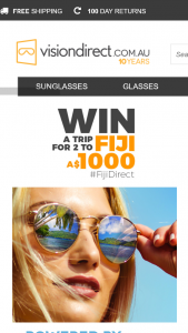 Vision Direct – Win this Epic Prize