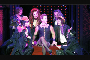 Visit Brisbane – Win a Double Pass to See The Rocky Horror Show