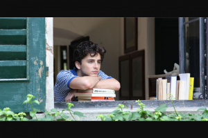 Weekend edition – Win One of Ten Double Passes to See Call Me By Your Name