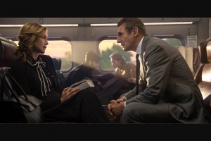 Weekend edition – Win One of Ten Double Passes to See The Commuter