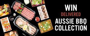 Catering Project – Win an Aussie BBQ Collection for 10 People