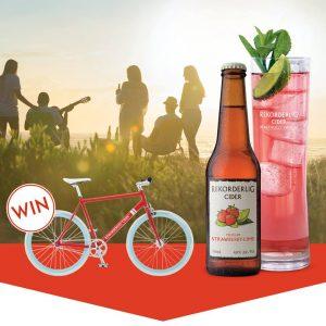 Coca-Cola Amatil – LMG Rekorderlig Sole Bike – Win 1 of 10 Rekorderlig Sole Bike valued at $525 each