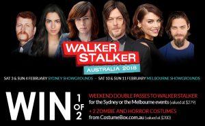 Costume Box – Win 1 of 2 Walker Stalker bundles