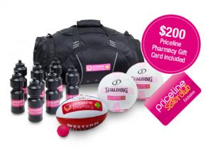 Priceline Pharmacy – Win 1 of 40 Sports prize packs valued at $400 each
