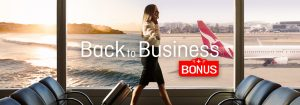 Qantas Business Rewards – Back to Business – Win a Qantas back to business bonus worth over $15,000