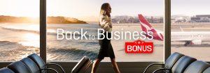 Qantas Business Rewards – Back to Business – Win a Qantas back to business bonus worth over $15,000