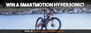 Smartmotion Australia – Win a Smartmotion Hypersonic valued at $4,799