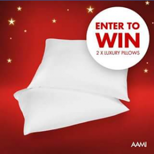 AAMI – Win One of Three Dunlopillo Packs