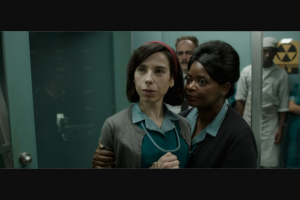 Access Reel – Win a Double Pass to See The Shape of Water