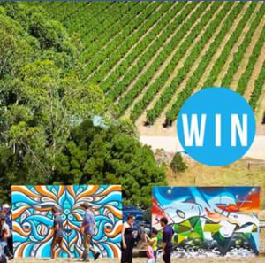 Adelady – Win a Double Pass Plus Food Beverage Vouchers for The Longview Vineyard Piece Project 2018 Valued at Over $100