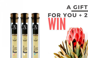 Alchemy In The Raw – Win a Gift for You 2 (friends)