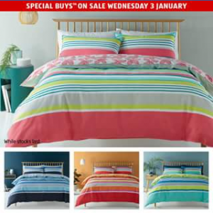 Aldi – Win New Bedding for The New Year